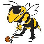 Jacket Golf Mascot